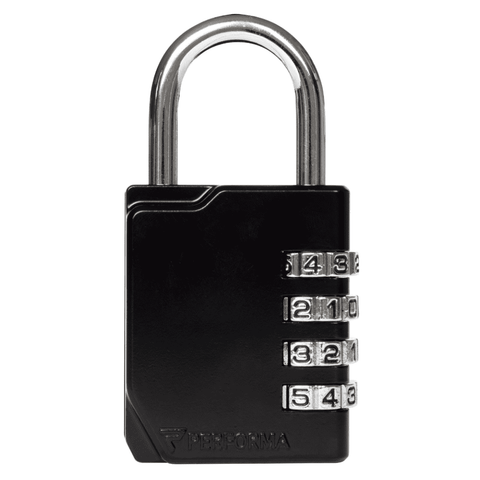 Combination Lock, Black - PERFORMA™ USA