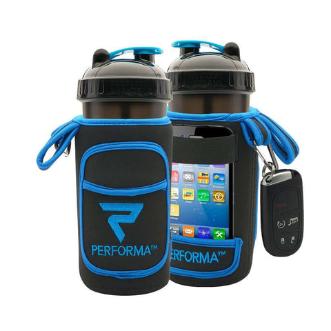 FitGo, Blue on Black - PERFORMA™ USA