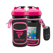 FitGo, Pink on Black - PERFORMA™ USA