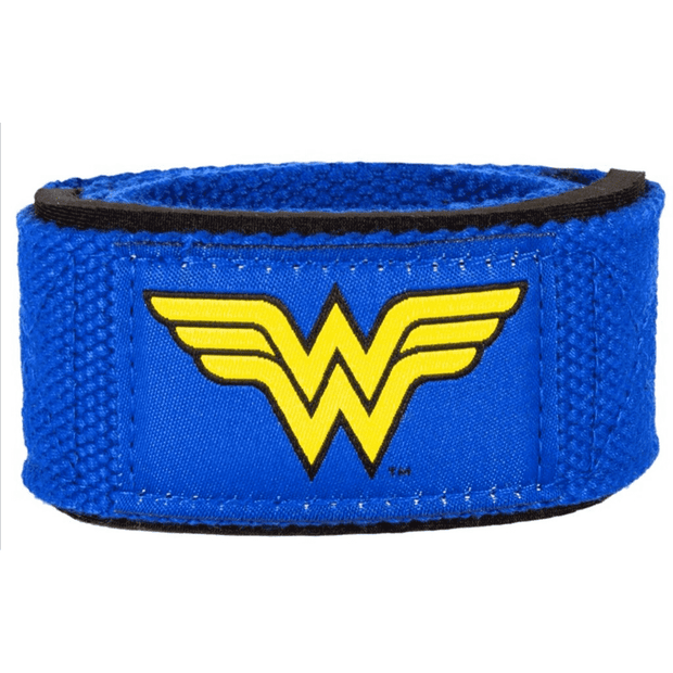 Padded Lifting Straps, 1 Pair, Wonder Woman - PERFORMA™ USA
