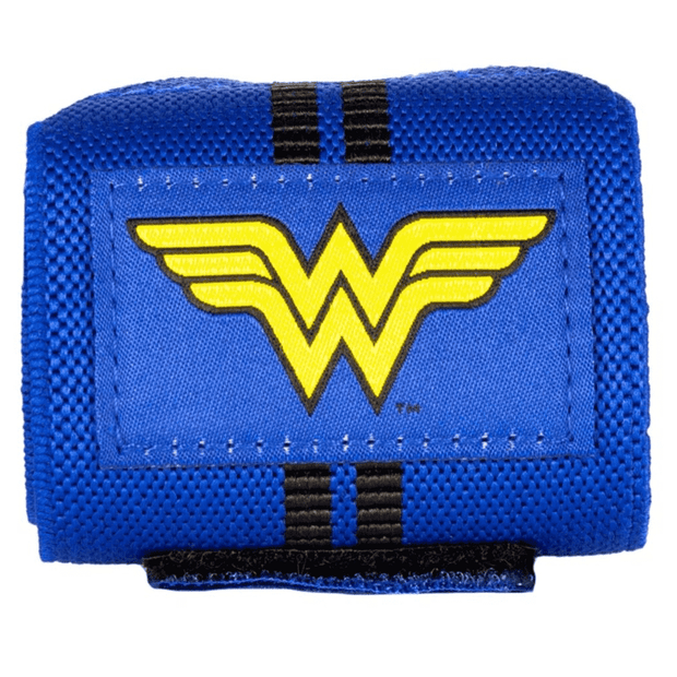 Wrist Wraps, 1 Pair, Wonder Woman - PERFORMA™ USA
