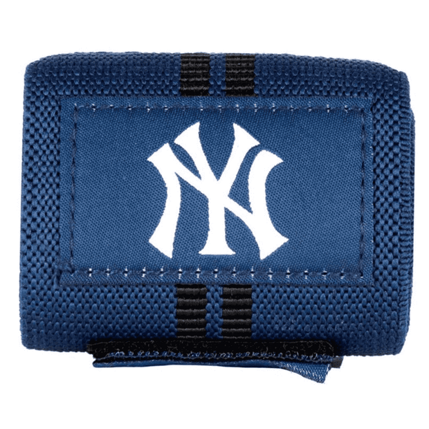 Wrist Wraps, 1 Pair, NY Yankees - PERFORMA™ USA