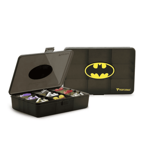 Chest Pill Container, Batman - PERFORMA™ USA