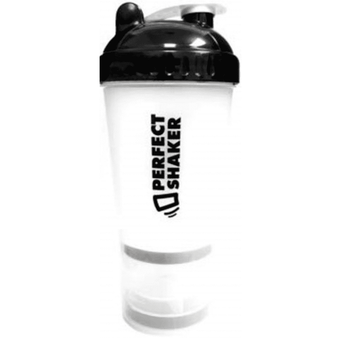 PLUS Shaker Cup, 24oz, Black on Clear - PERFORMA™ USA