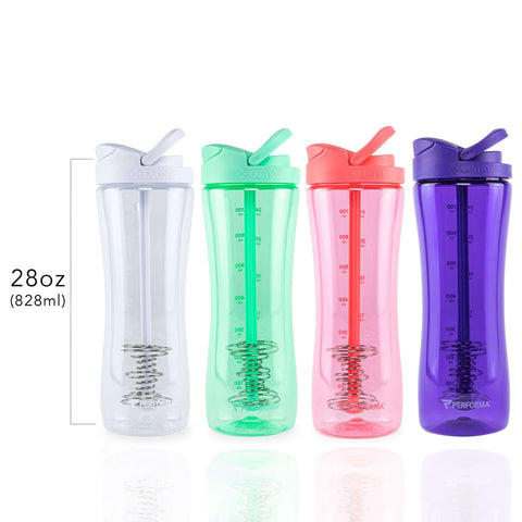 LUMA Shaker Cup, 28oz, White - PERFORMA™ USA