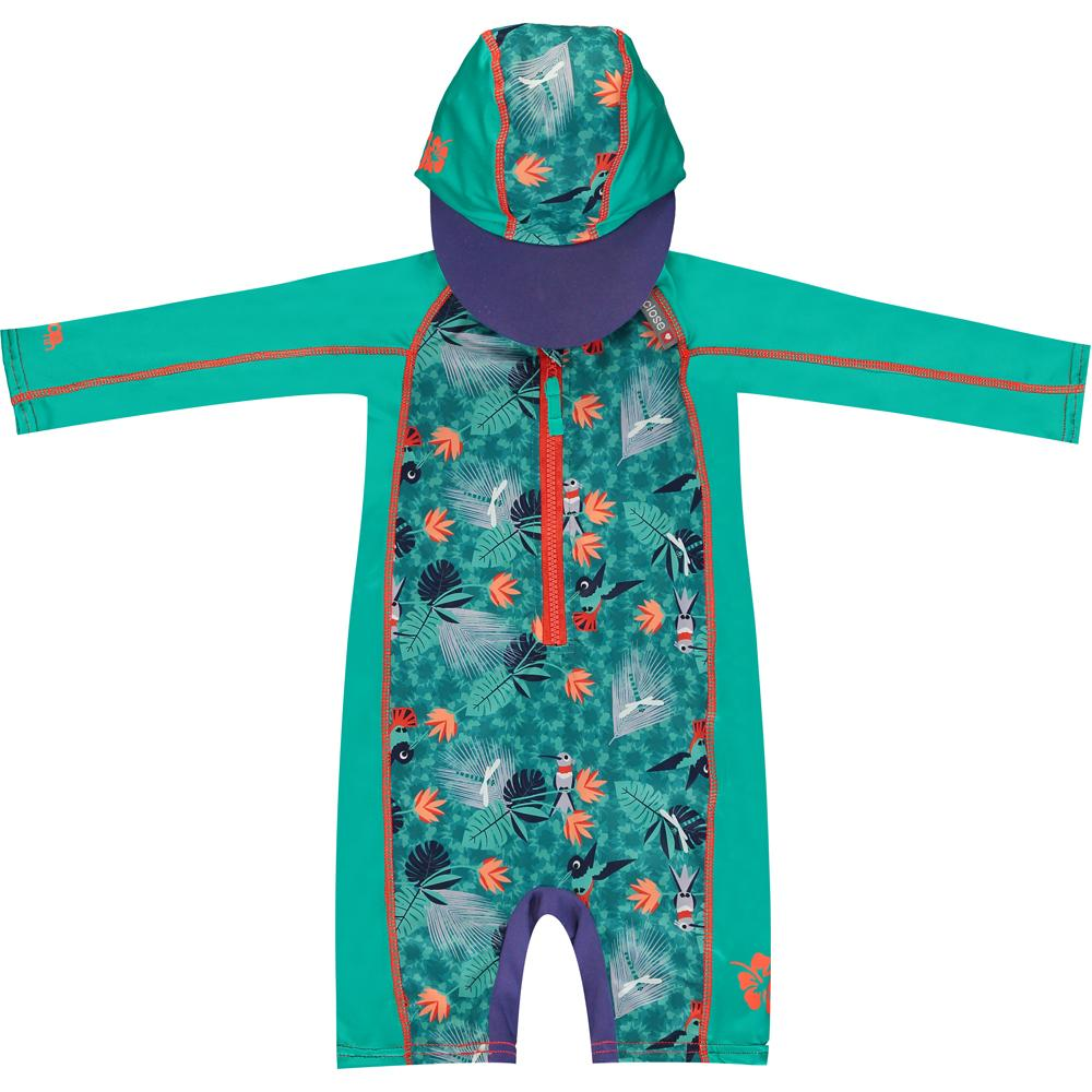 Beach All-In-One - Hummingbird - 18-24 Months