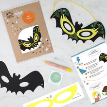 Load image into Gallery viewer, Make Your Own Bat Mask
