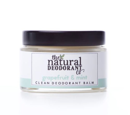 Clean Deodorant Balm - Grapefruit & Mint - 55g