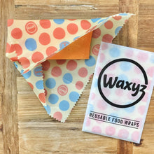 Load image into Gallery viewer, Vegan Wax Wrap - Small
