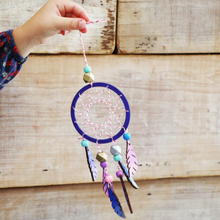 Load image into Gallery viewer, Make Your Own Dreamcatcher