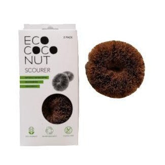 Coconut Scourers - Twin Pack