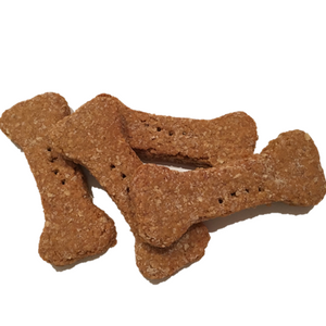 Honey Oat Bones - Natural Dog Treats