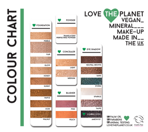Mineral Foundation - Fair