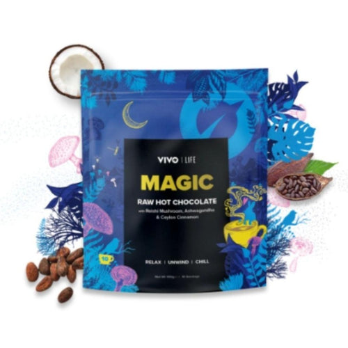 MAGIC Raw Hot Chocolate
