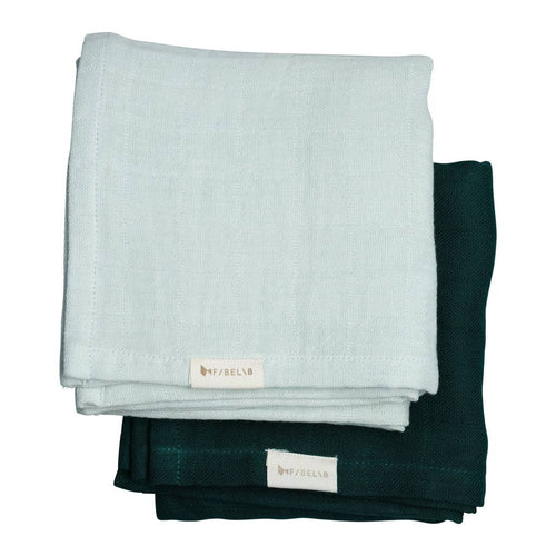Muslin Cloths - 2 Pack - Sprout