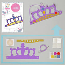 Load image into Gallery viewer, Make Your Own Princess Crown