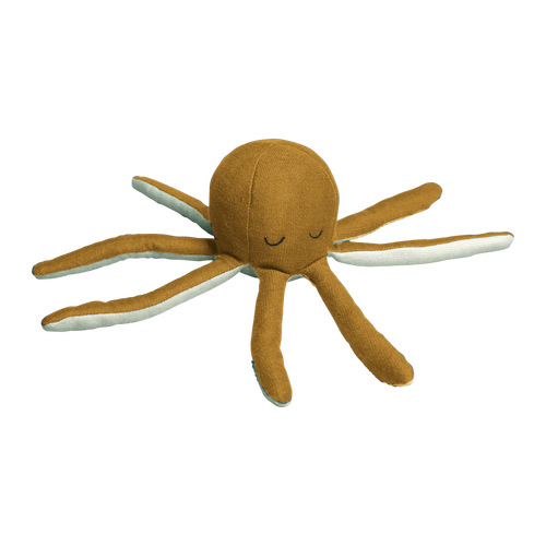 Octopus Rattle - Ochre