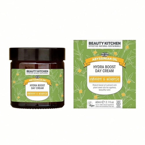 Abyssinian Oil Hydra Boost Day Cream 60ml