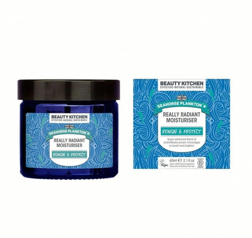 Seahorse Plankton+ Really Radiant Moisturiser 60ml