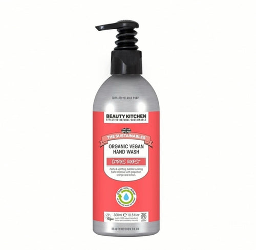 Organic Hand Wash - Citrus Burst 300ml