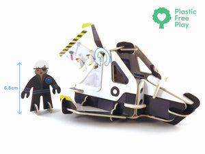 Space Ranger - 3D Building Playset