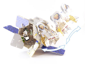 Space Station - 3D Building Playset