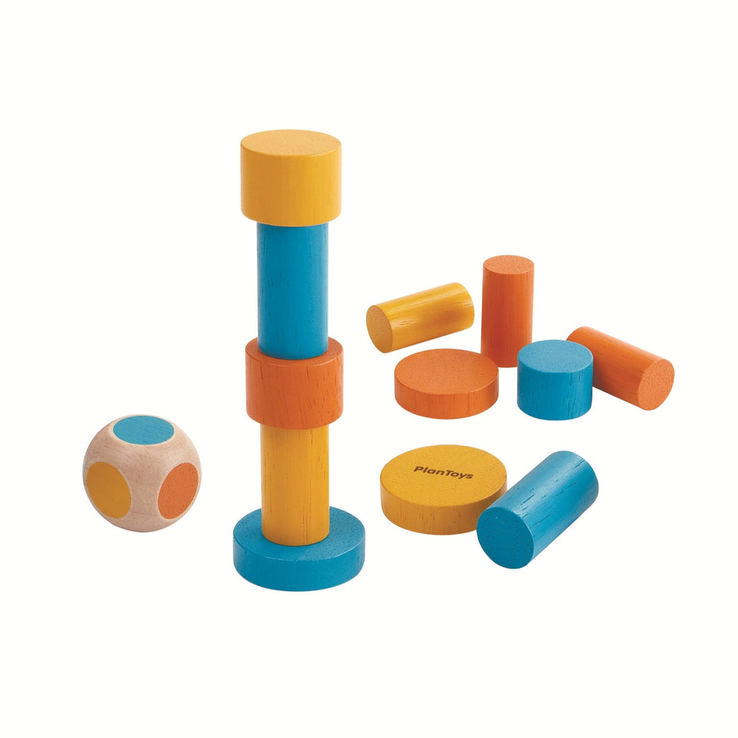 Mini Stacking Game Tin