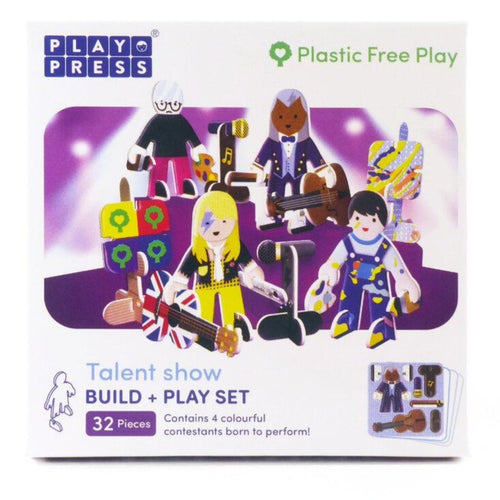 Artists & Performers - 3D Building Playset