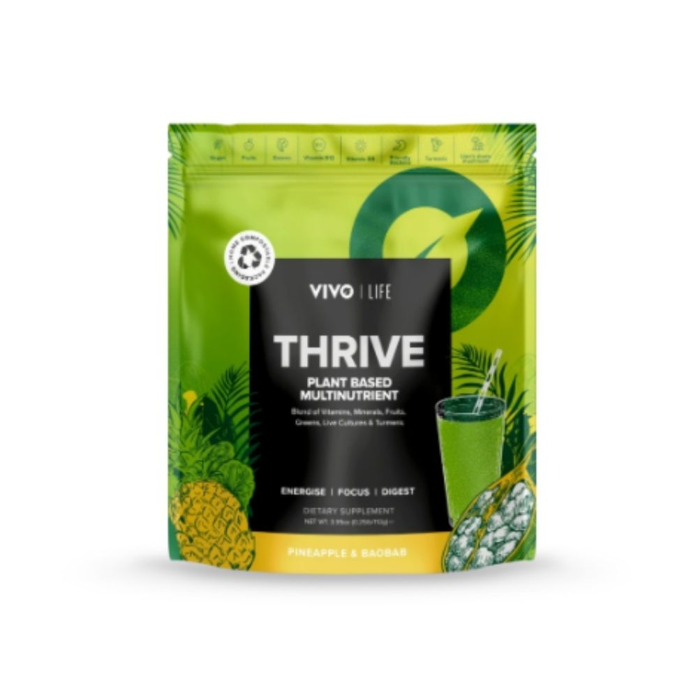 THRIVE Living Multinutrient - Pineapple & Baobab