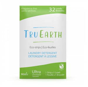 Laundry Detergent Eco-Strips - Fragrance Free