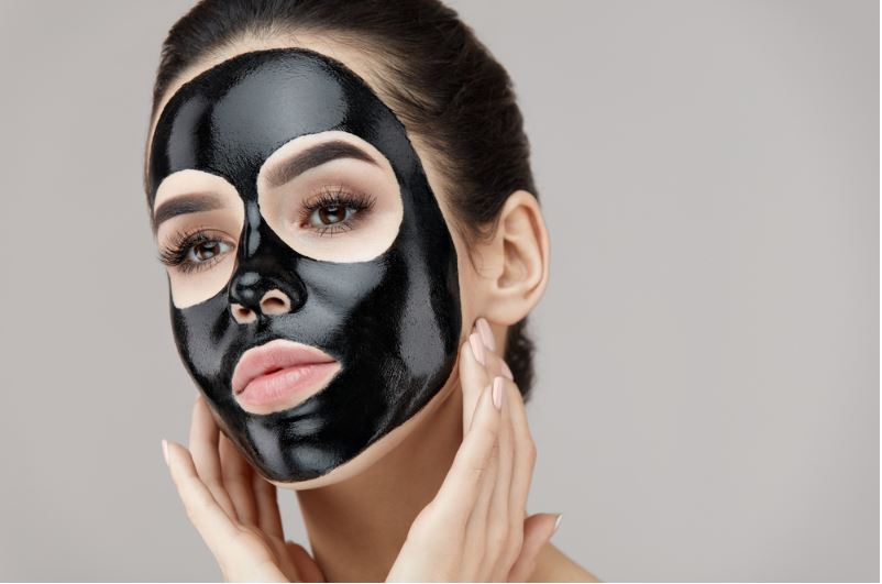 how to use face mask blackhead removing cream skin care complete guide instructions how to peel off mask dry oily skin