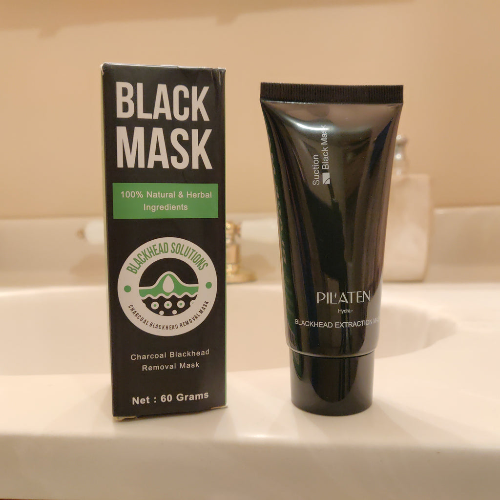 Organic Charcoal Blackhead Removing Cream
