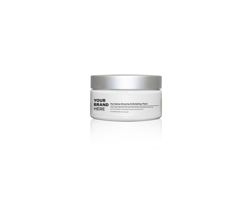 Revitalise Enzymes Mask with Lavender 100g - 3.52 oz.