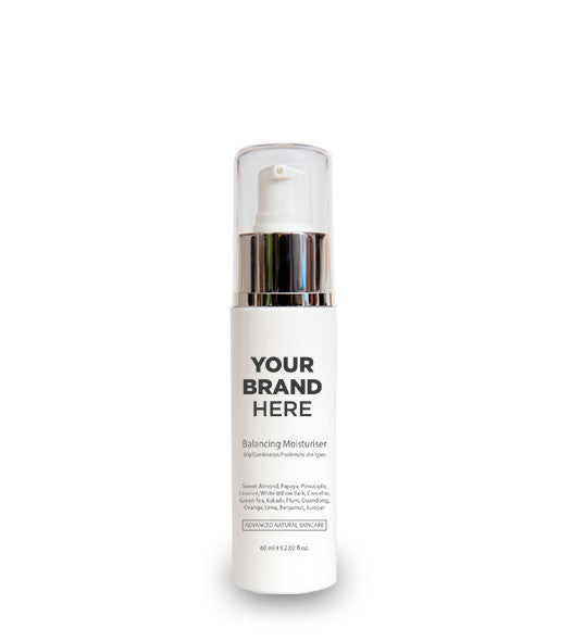 Private Label Balancing moisturizer 60ml / 2.02 fl. oz.