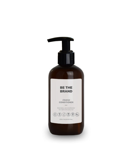 Cleanse Conditioner - Amber Bottle - 250ml / 8.45 fl.oz.