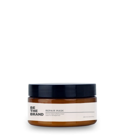 Private Label Repair Mask - Amber Container - 250ml / 8.45 fl.oz.
