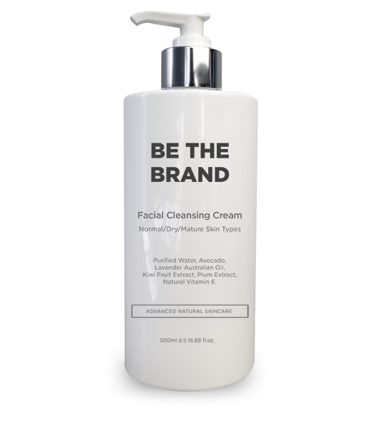 Professional Cream Cleanser 500ml / 16.88 fl.oz.
