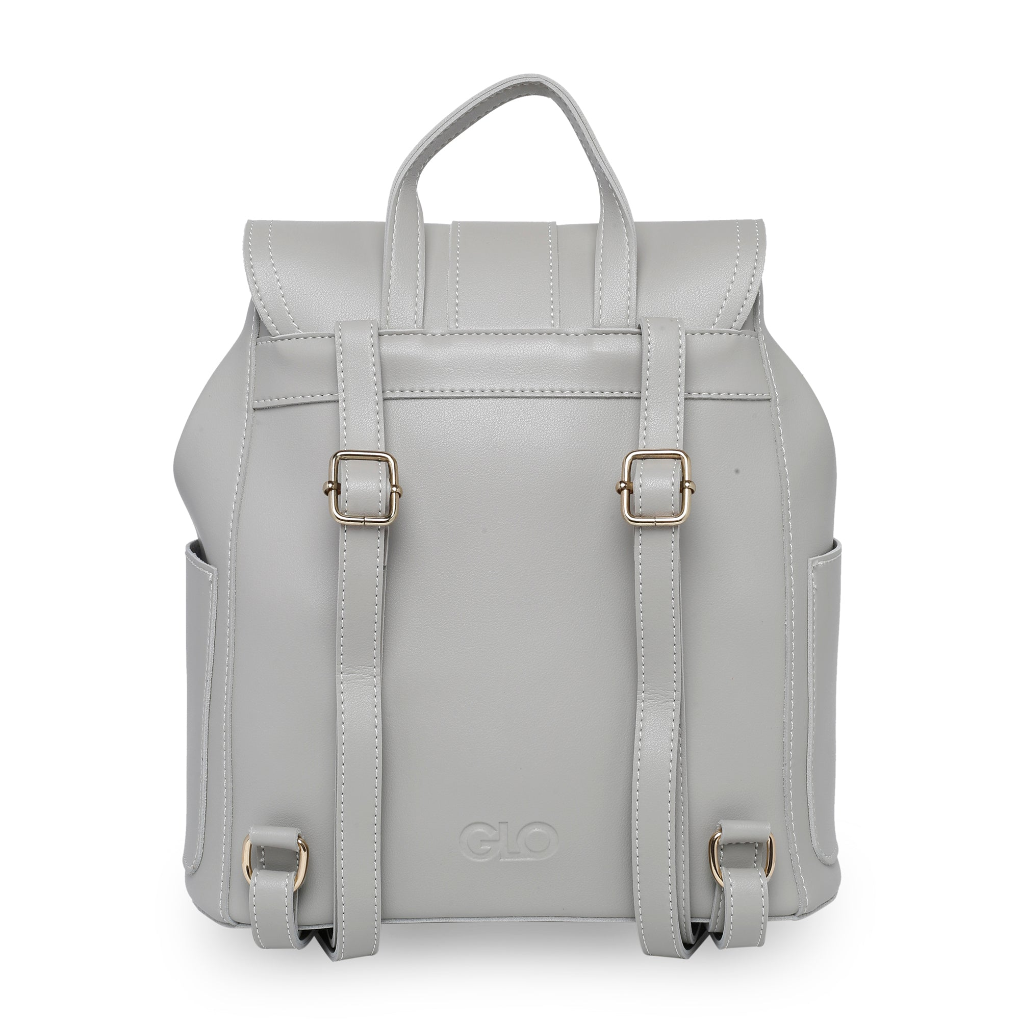 Globus Light Grey Backpack-5
