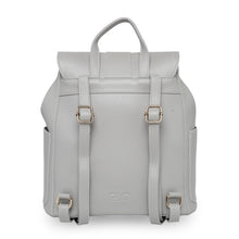 Load image into Gallery viewer, Globus Light Grey Backpack-5