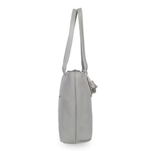 Load image into Gallery viewer, Globus Light Grey Shopper Bag-2