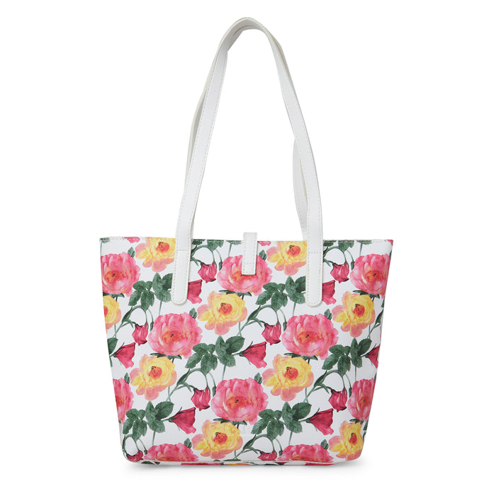 Globus Print Shopper Bag-1