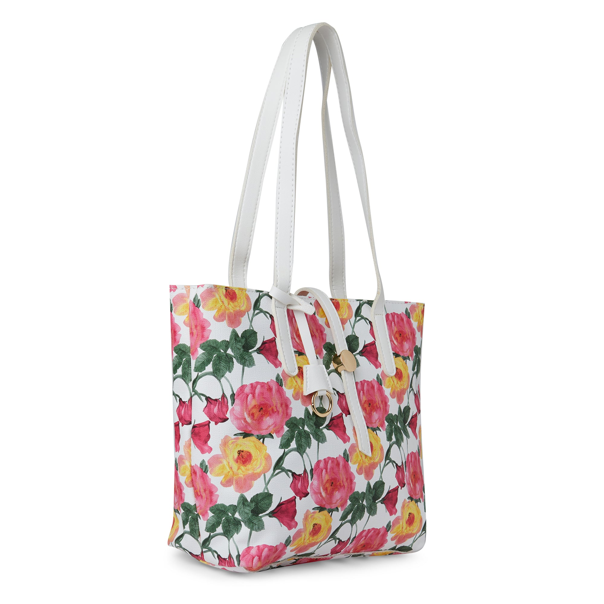 Globus Print Shopper Bag-2