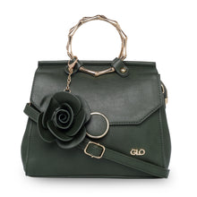 Load image into Gallery viewer, Globus Olive Fashion Bag-1