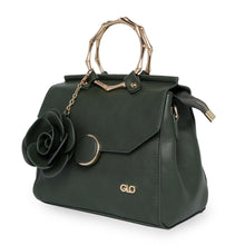 Load image into Gallery viewer, Globus Olive Fashion Bag-3