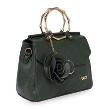Load image into Gallery viewer, Globus Olive Fashion Bag-4