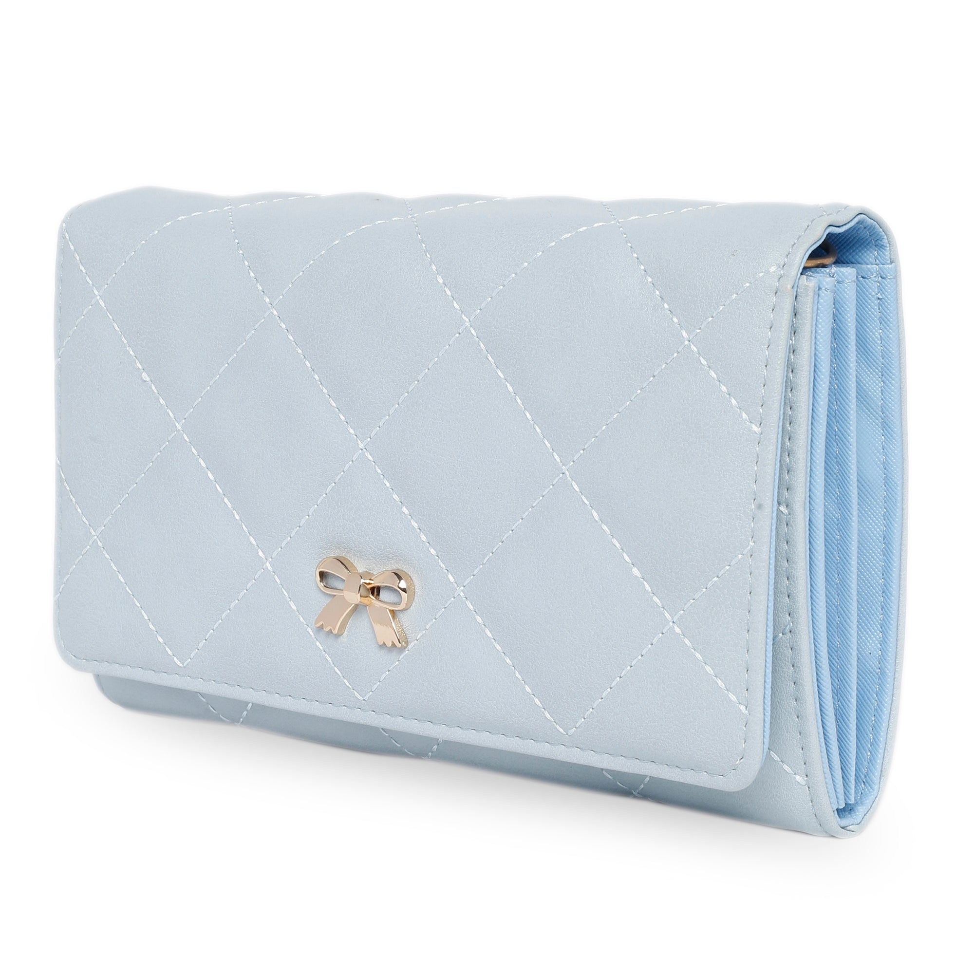 Globus Bluiesh Grey Wallets-3