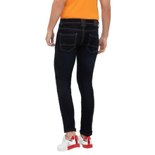 Load image into Gallery viewer, Globus Black Solid Clean Look Jeans-3