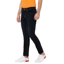 Load image into Gallery viewer, Globus Black Solid Clean Look Jeans-4
