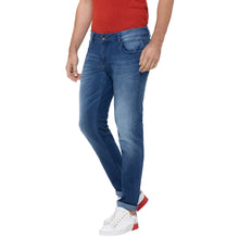Load image into Gallery viewer, Globus Blue Washed Clean Look Jeans-4