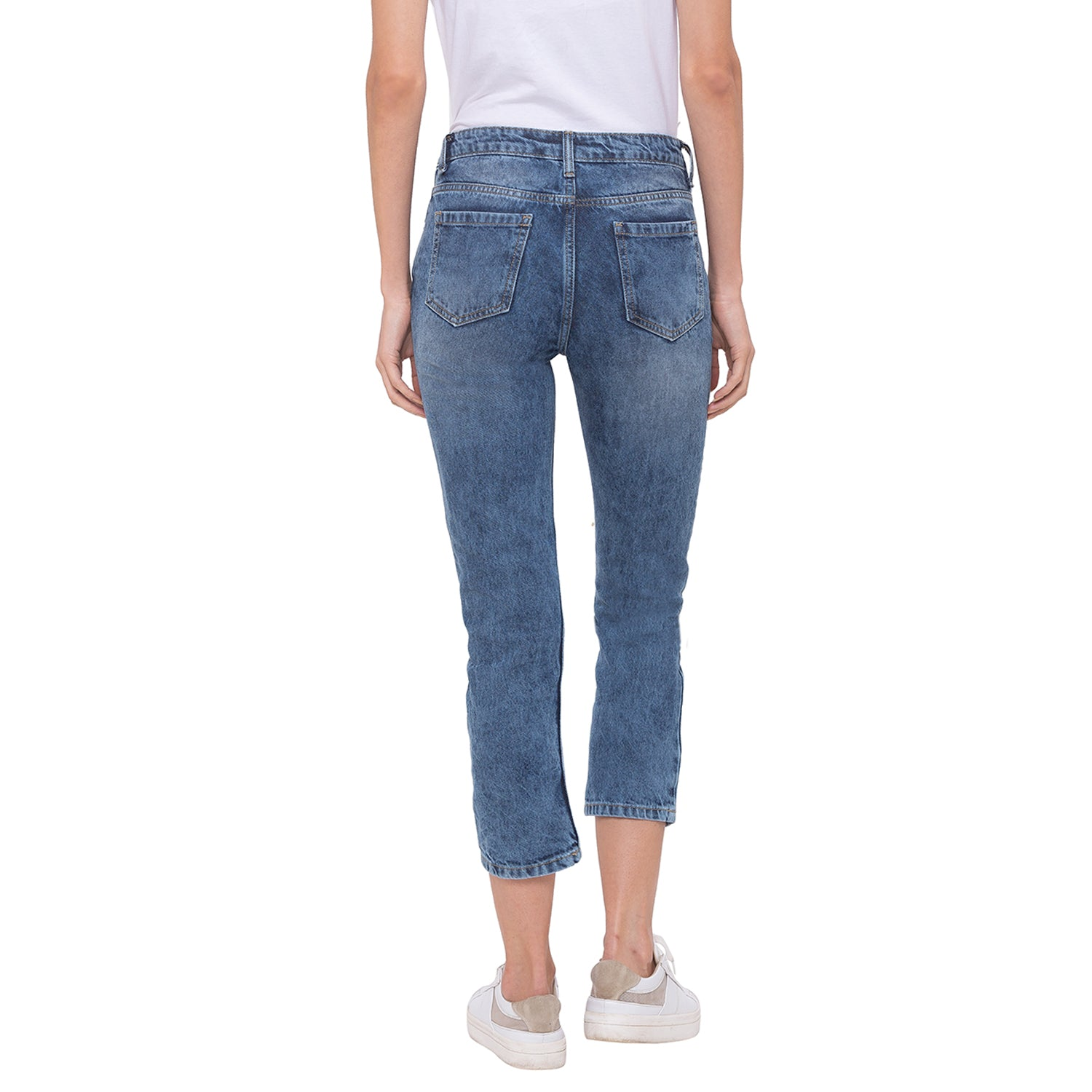 Globus Blue Washed Jeans-3